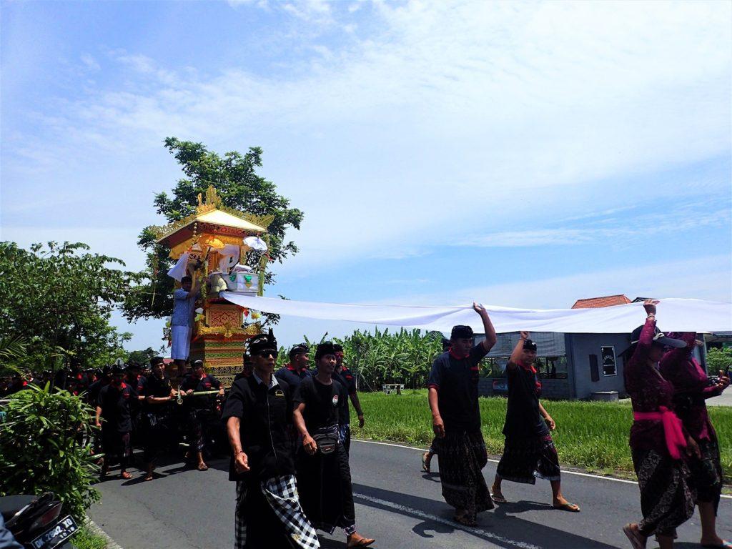 バリ島 祭事