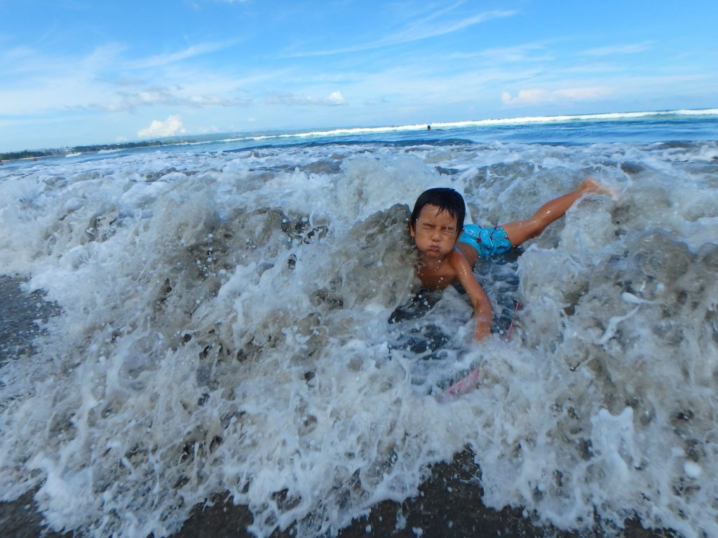 バリ島ビーチ