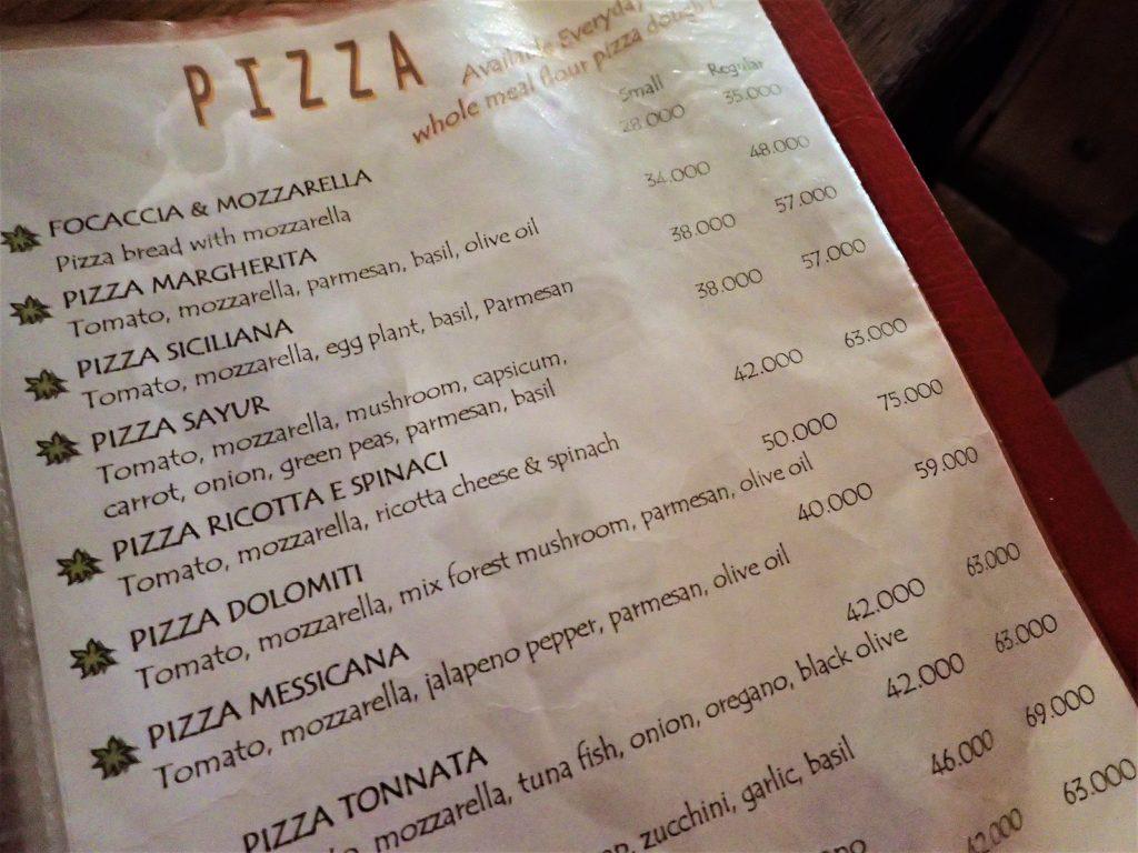 ピザバグース
