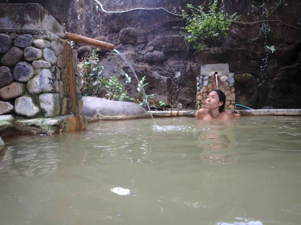 バリ島 温泉